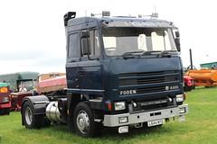 robertknight16 posted a photo:Foden 4400 (1993) Engine 12000cc Rolls Royce EagleRegistration Number L 644 NYG (Leeds)FODEN SETwww.flickr.com/photos/45676495@N05/sets/72157623789275606...powered by Rolls Royce Diesel Engine.Thanks for a stunning 59,780,632 viewsDiolch am 59,780,632 gwych, golygfeydd, mwy na phoblogaeth y Lloegr honno yn y GorllewinShot 28.05.2017 at the Smallwood Vintage Rally, Love Lane Farm, Betchton, Sandbach  REF 127-116