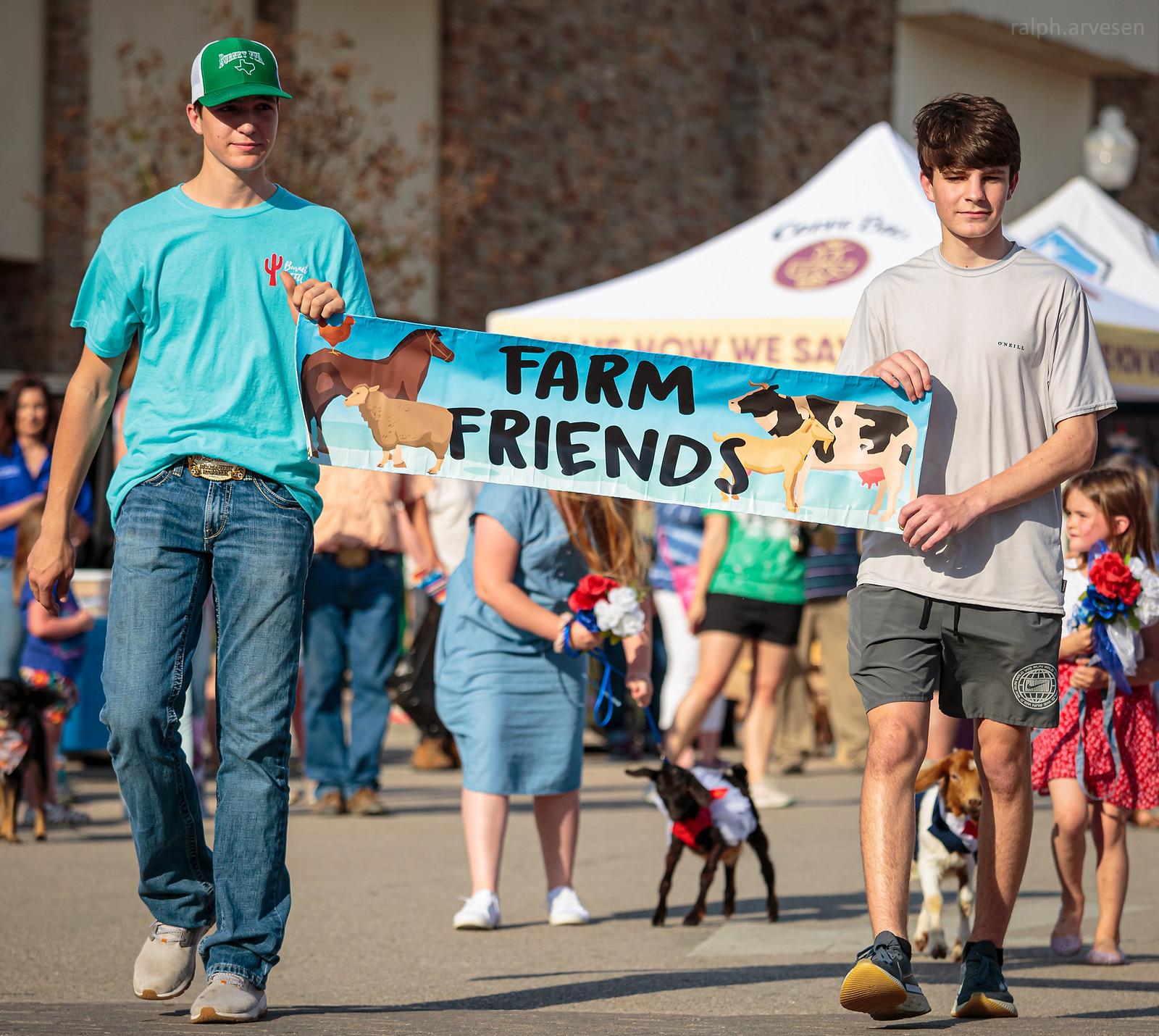 Burnet Bluebonnet Festival | Texas Review | Ralph Arvesen