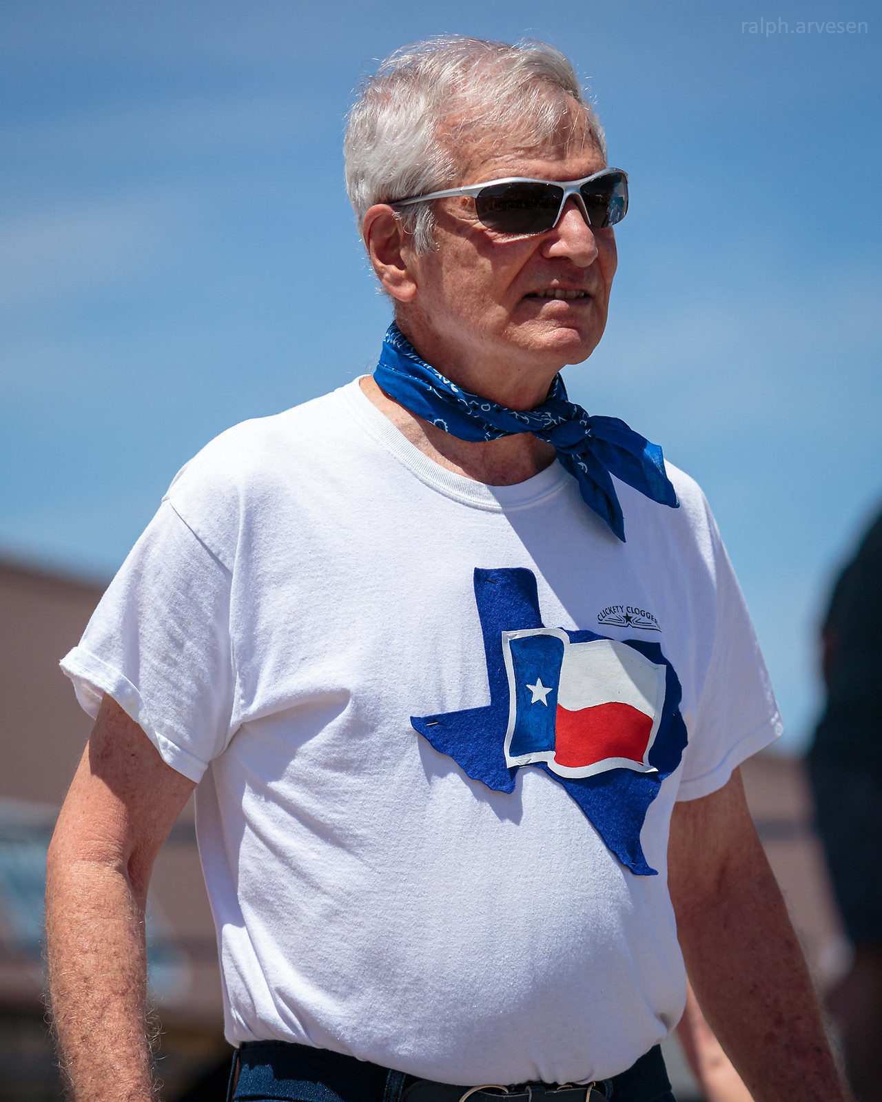 Clickety Cloggers | Texas Review | Ralph Arvesen