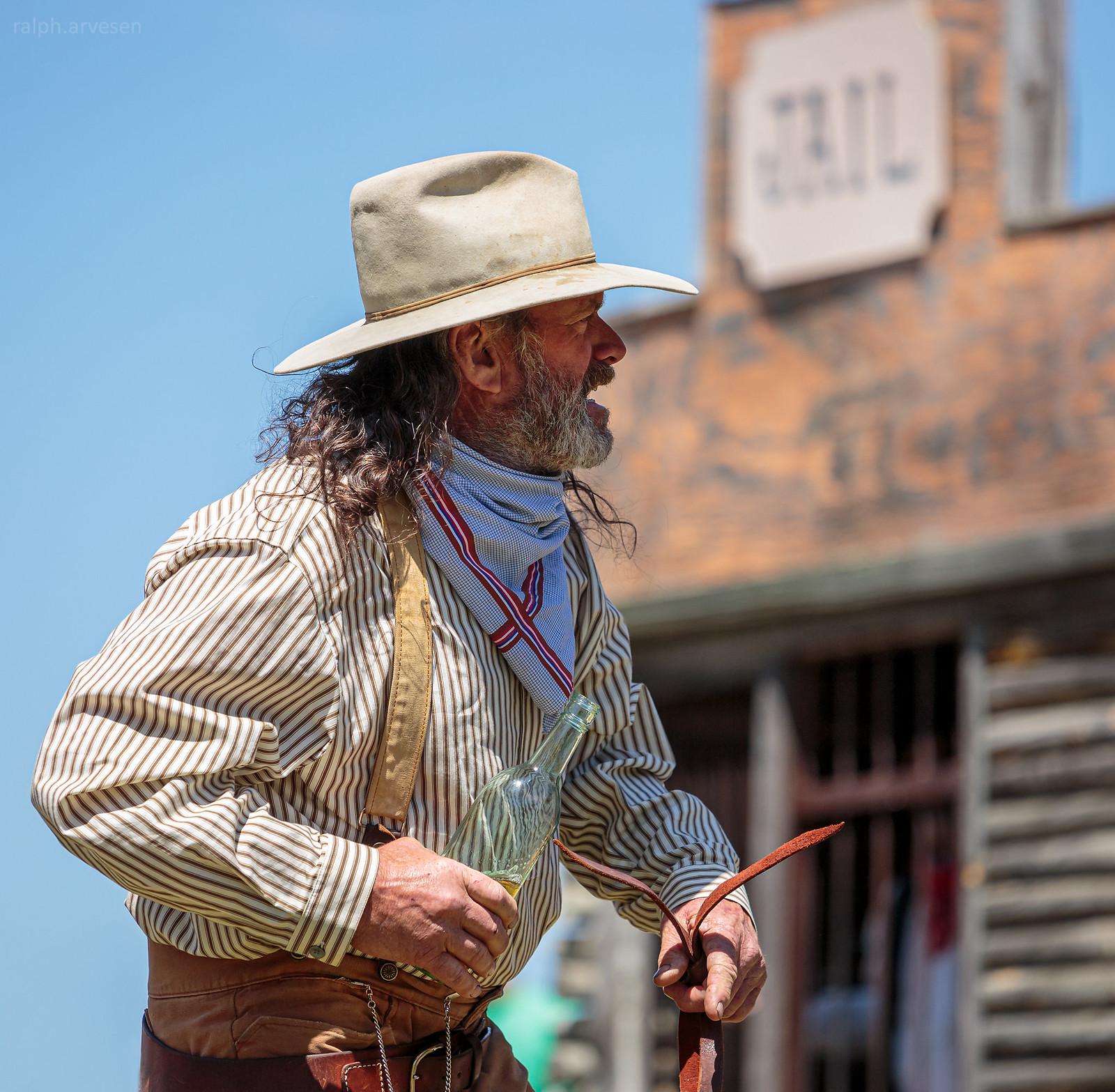 Burnet Gunfighters | Texas Review | Ralph Arvesen