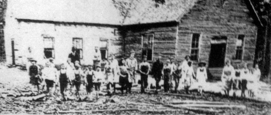 Broad School. Educational Survey of Wilkes County 1922