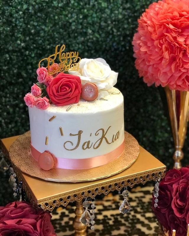 Cake by Dj's Sweet Treats