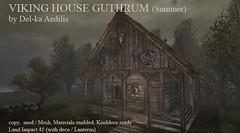 Viking House Guthrum Summer