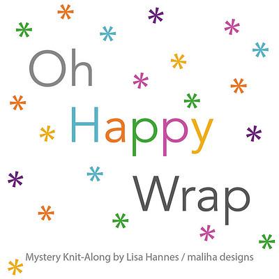 Lisa Hannes (@malihadesigns)'s 4th Mystery-KAL starts today, Friday, April 23rd!