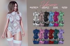 MAAI Yasmin bodysuit + GIVEAWAY