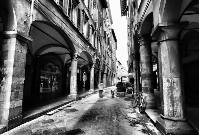 Late Morning in Pisa