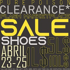 Pure Poison Clearance Sale