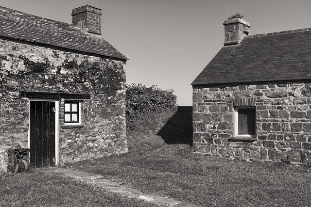 'Stone cottages'…….