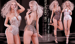 Sexy Mireia Body F