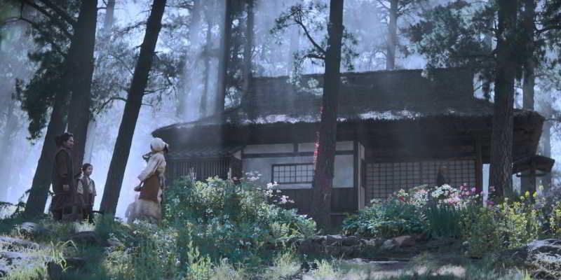 Mortal Kombat House