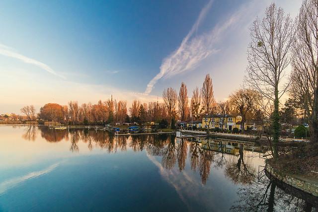 The Floridsdorfer Wasserpark