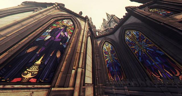 Fantasy Faire: Somniatoris Arx - Stained Glass
