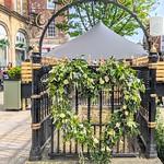 Floral heart by Miller Arcade in Preston