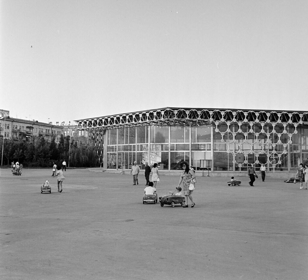Баку. Торговый центр