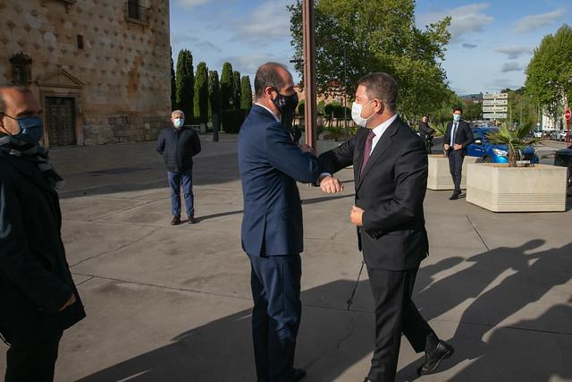 Acuerdo para la estrategia 'Impulsa Guadalajara'