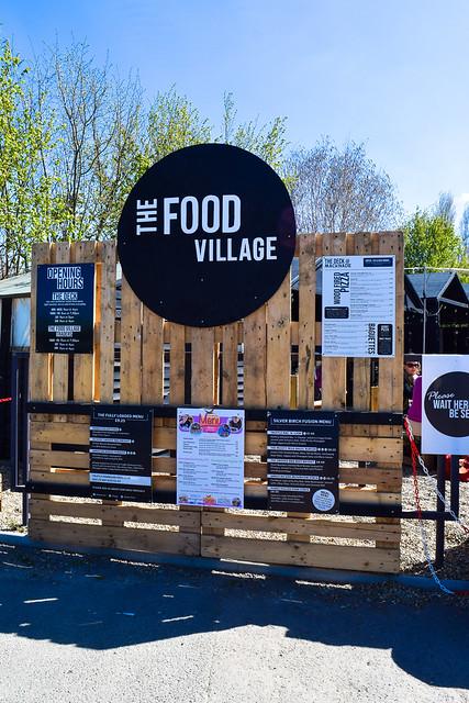 The Food Village at Macknade Fine Foods