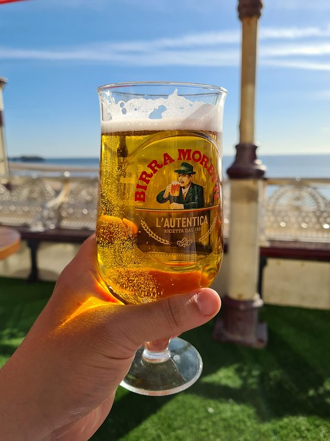 A Pint By The Sea