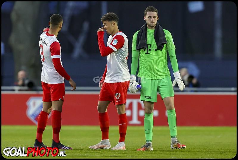 Jong FC Utrecht - Go Ahead Eagles 23-04-2021