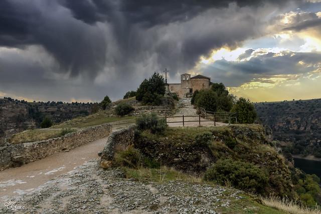 Ermita de San Frutos-Hoces del Duratón