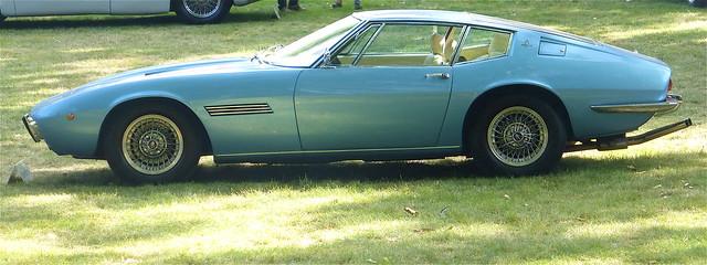 Maserati Ghibli Coupé 4,7l V8 1971