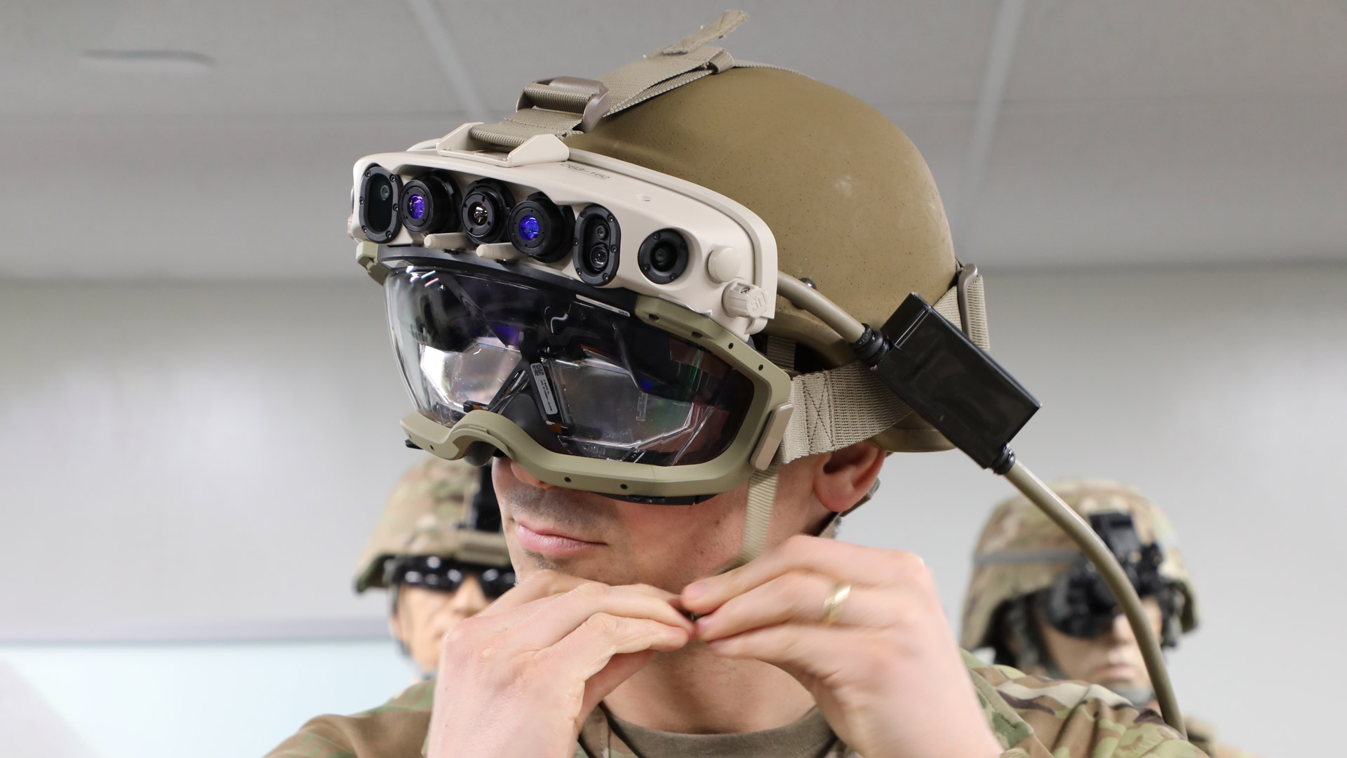 Article Thumbnail - Microsoft Wins Billon Dollar Contract To Develop Modified HoloLens For US Army