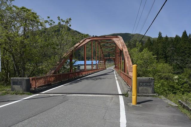 大東橋からの手取峡谷