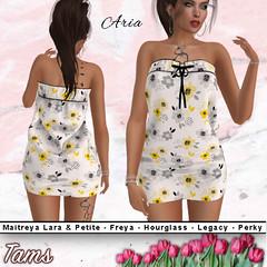 Loose Dress - Aria