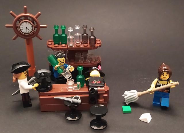 The Pirates Bar