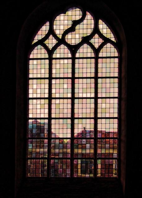 Windows, Oude Kerk, Delft