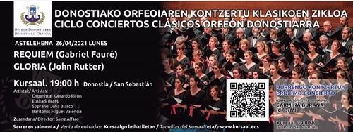 Euskadi Brass Orfeón Donostiarra