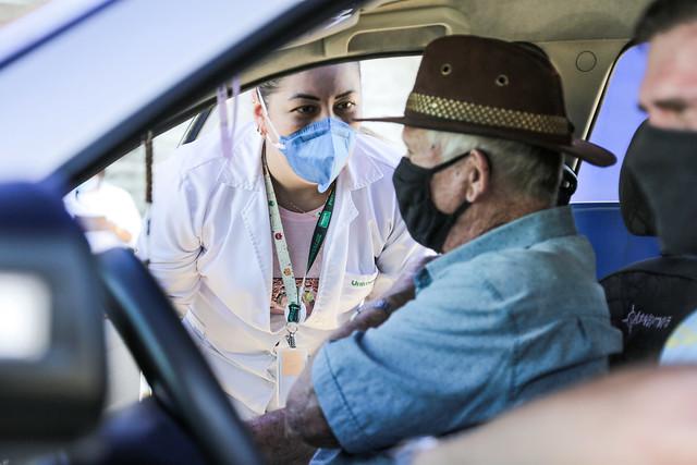 Unimed auxilia prefeituras nas vacinações em Santa Cruz do Sul e Lajeado