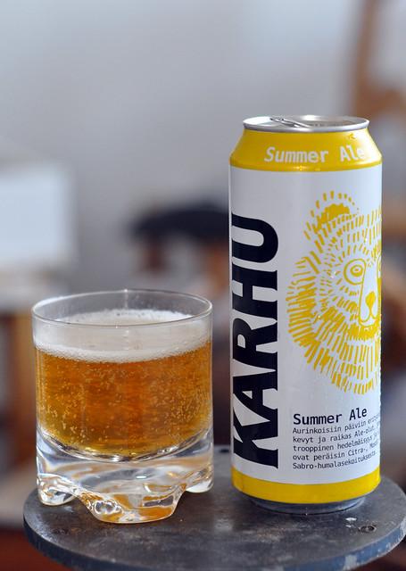 Karhu Summer Ale