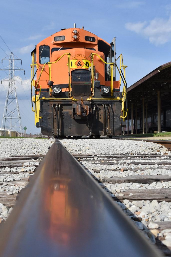 Rail level