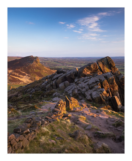 Spring Evening at the Roaches(#9)