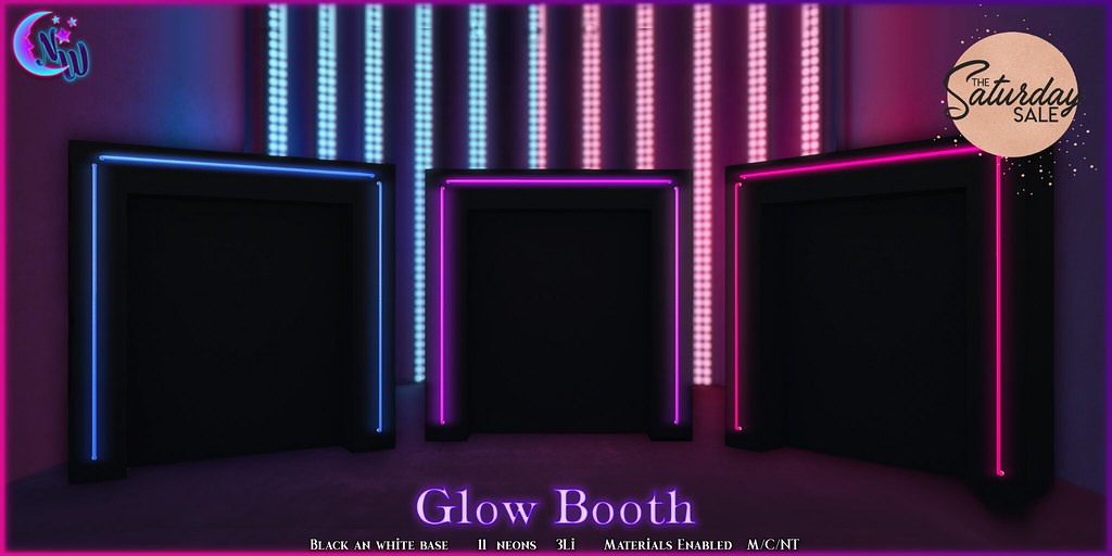 *NeverWish* Glow Booth