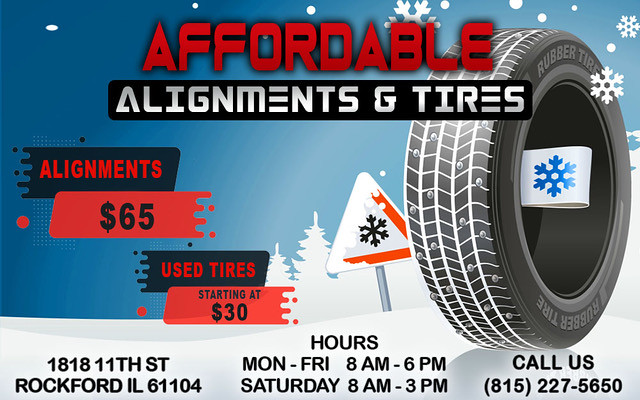 affordable alignment