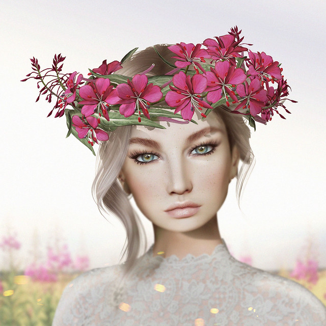 LODE Head Accessory - Fireweed Collection