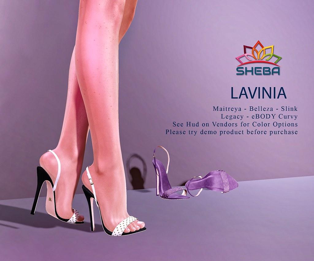 [Sheba] Lavinia Slingback @FBF Sale