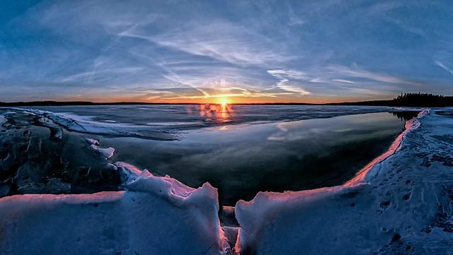 Ice rim
