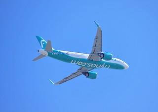 A320n F-WWBE MSN10550