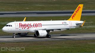 Pegasus A320-251N msn 10453 F-WWDR / TC-NCV
