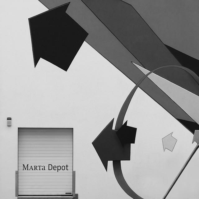 MARTHa Depot, Herford