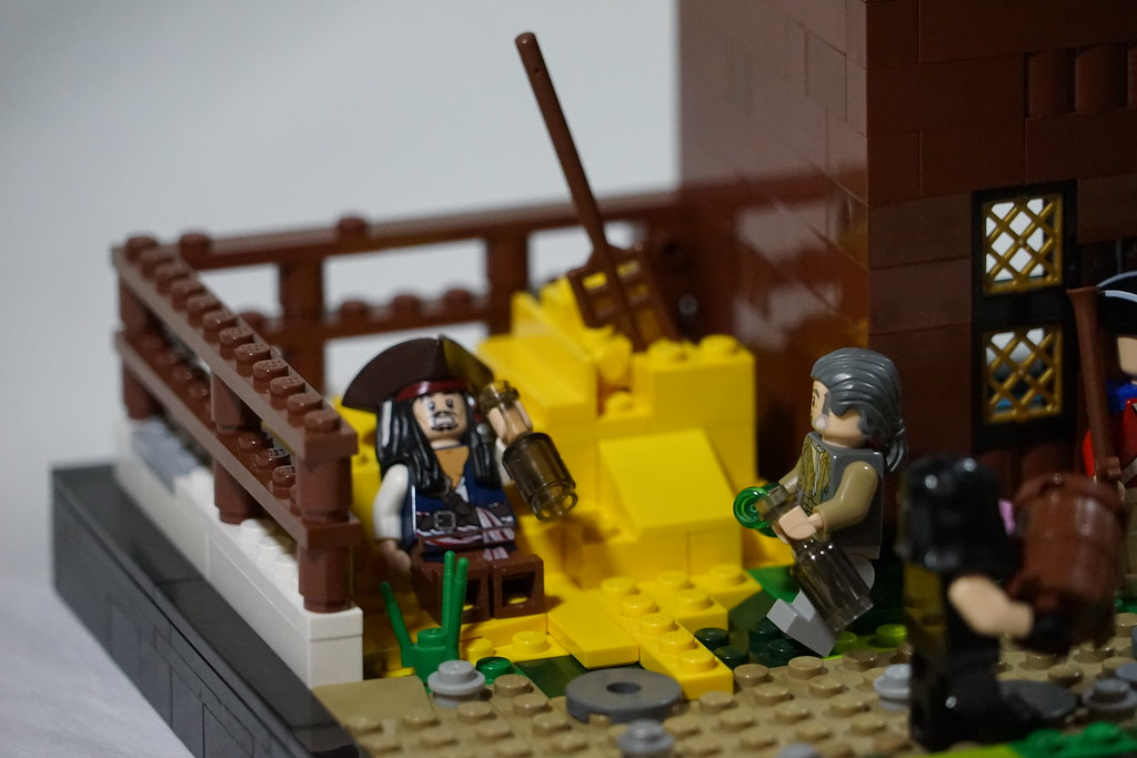Adventures of Captain Jack Sparrow - Kingston Tavern