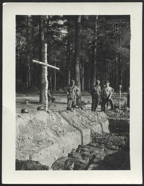 ArchivTappen23AAl2i546 Meine Dienstzeit, Rußlandfeldzug, WWII, 1939-1945