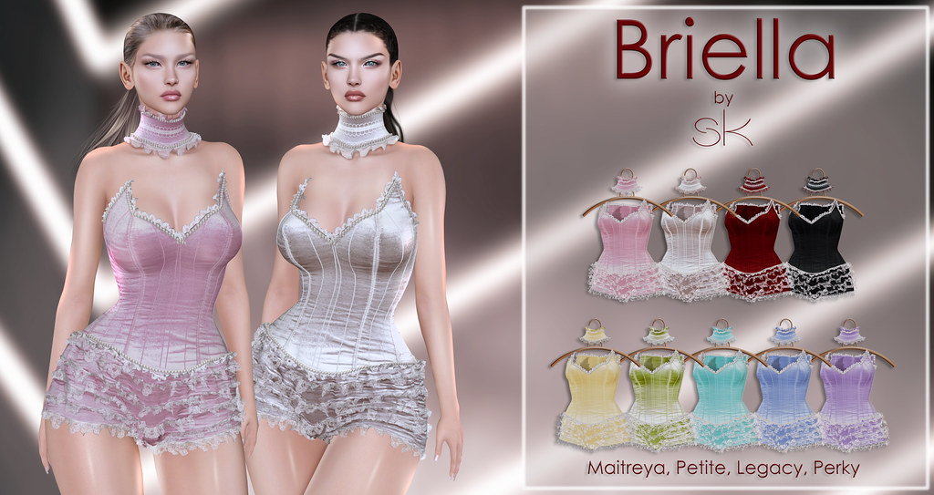 Briella by SK poster