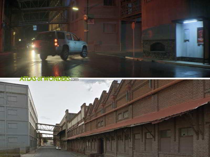 Port Adelaide warehouse