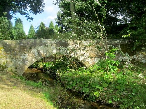 Bridge, Falkland Palace Orchard