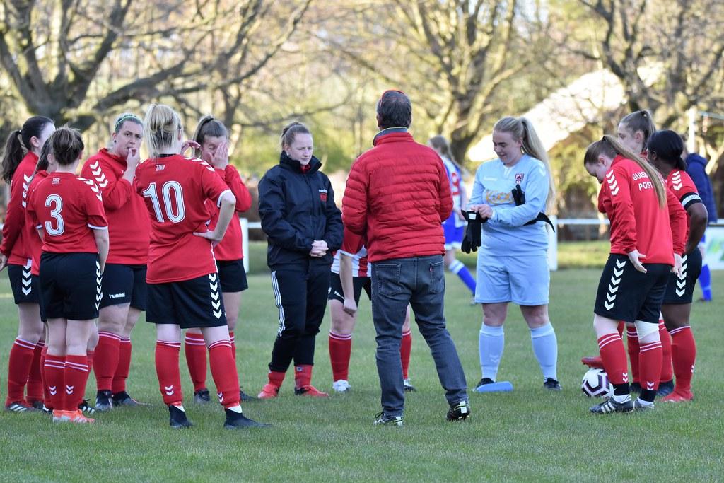 Guisborough Town Ladies 0-1 Redcar Town Ladies   North Riding Football League Womens Premier Division   21/4/21