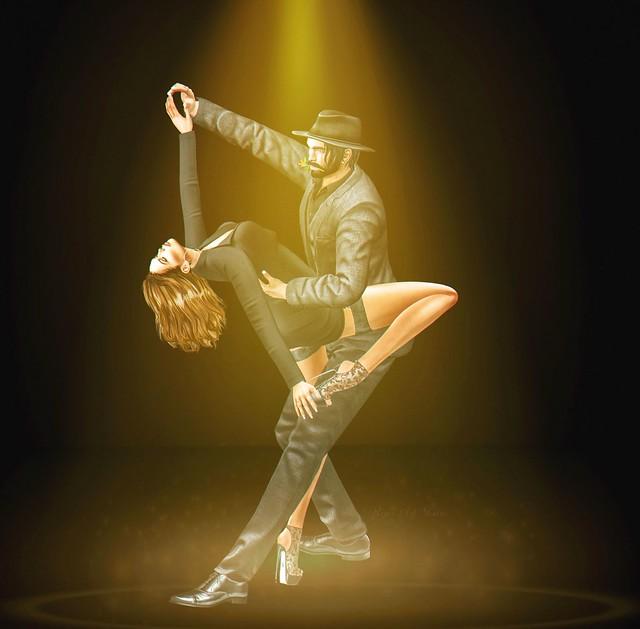 #SundayFunday - The Art Of Dance - TANGO!!!