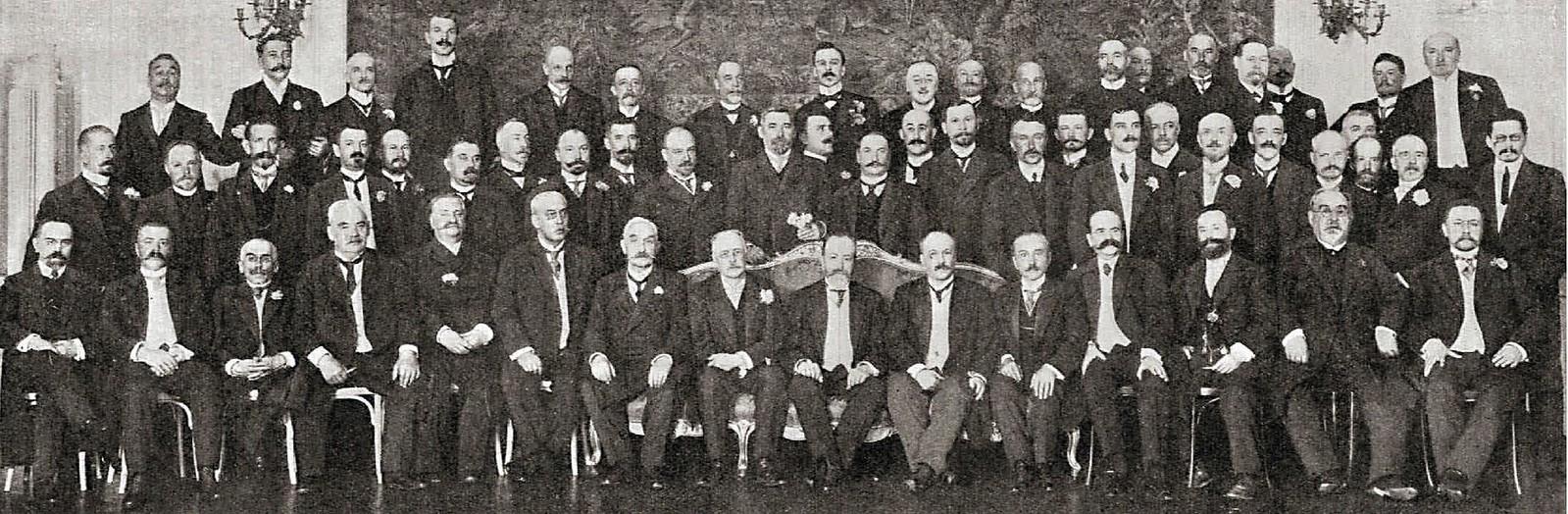 1910. К 50-летнему юбилею Государственного банка. 2 июня